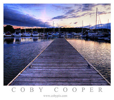 Photograph - Dock Of The Bay by Coby Cooper