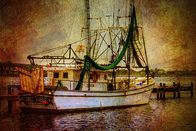 Photograph - Docked In Backbay by Barry Jones