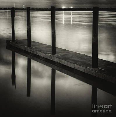 Photograph - Dockside II by David Waldrop