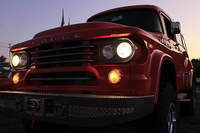 Photograph - Dodge Power Wagon 4x4 by Scott Hovind