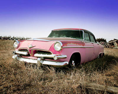 Photograph - Dodge Royal Lancer by Andrea Kelley