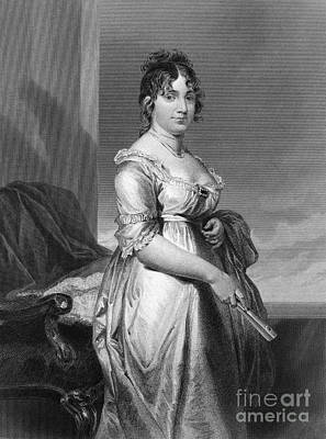 Dolley Madison Photograph - Dolley Payne Todd Madison by Granger