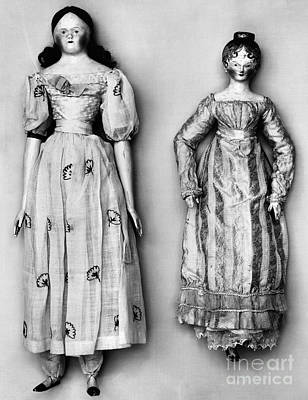 Dolls, 1790s Art Print