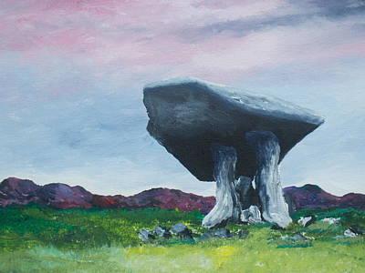 Dolmen 2 Original by Conor Murphy