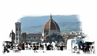 Photograph - Dome Of Florence by Allan Rothman