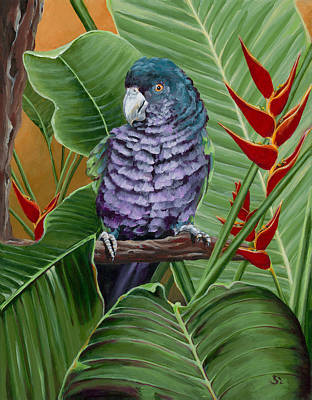 Painting - Dominican Paradise by Sandra Camper