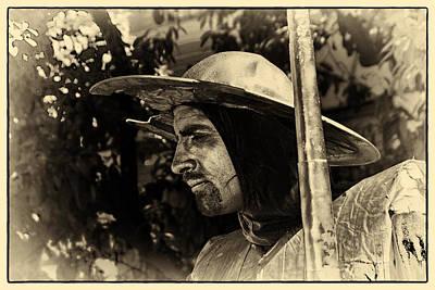 Art Print featuring the photograph Don Quixote Antique by Rick Bragan