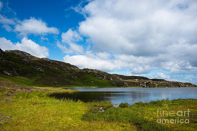 Donegal Scenic Art Print by Andrew  Michael