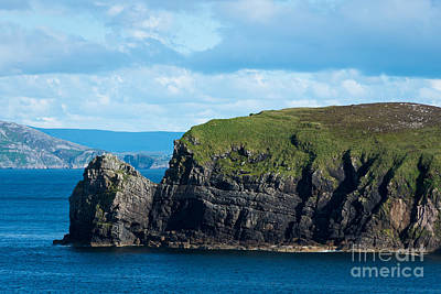 Donegal Seascape Print by Andrew  Michael