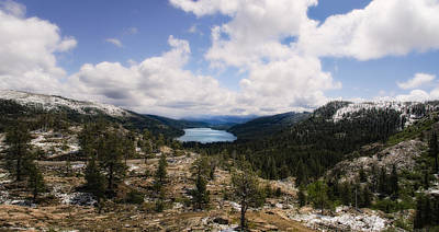 Photograph - Donner Lake by Gary Rose
