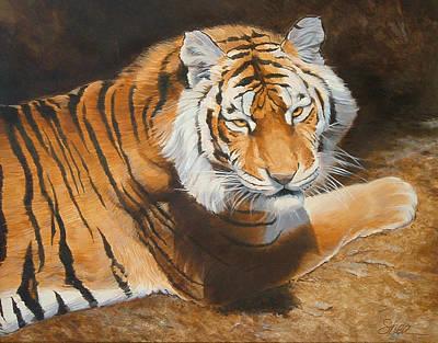 Don't Blink - Bengal Tiger Original