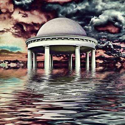 Doomsday Art Print by Sharon Lisa Clarke