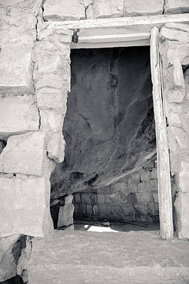Photograph - Door At Cliff Dwellers by Julie Niemela