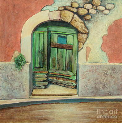 Door II Original by Pamela Iris Harden