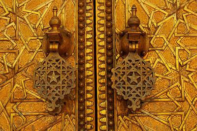 Artisan Handcrafted Photograph - Door by Ivan Slosar