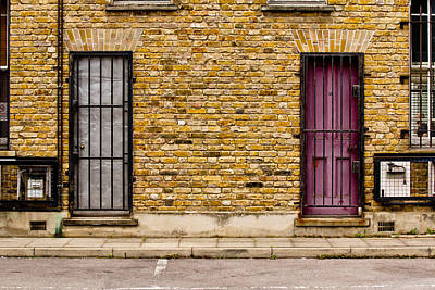 Photograph - Door Number Two by Justin Albrecht