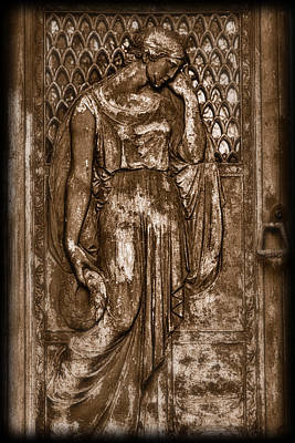 Photograph - Door Of Sorrows 1 by Mark Fuller