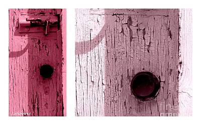 Photograph - Door Series 5 by France Laliberte