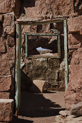 Cliff Lee Photograph - Door To The Window Of My Soul by Dave Dilli