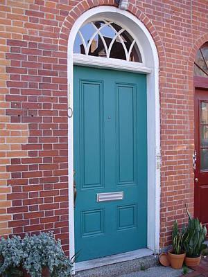 Doors 23 Art Print by Emerald GreenForest