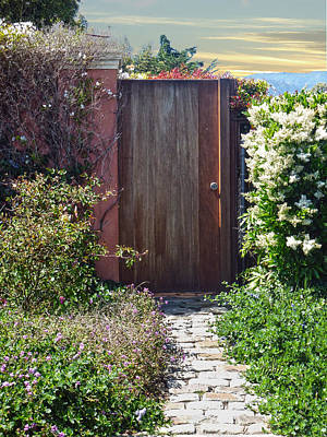 Photograph - Doorway 3 by Marie Morrisroe