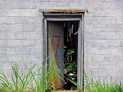 Americana Photograph - Doorway 7 by Marie Jamieson