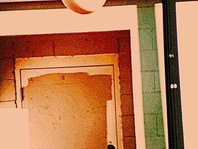 Screen Doors Photograph - Doorway On Northern Avenue by Lenore Senior
