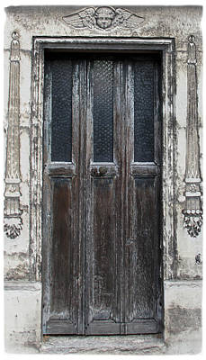 Blue And Brown Photograph - Doorway To Eternity by Tony Grider