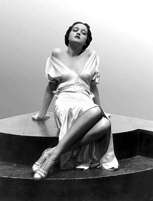 Dorothy Lamour, 18 Years Old, 1933 Art Print