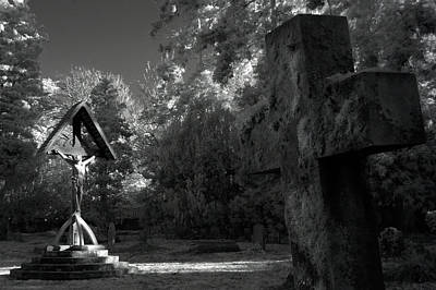 Vanquished Photograph - Double Cross by Matt Nuttall