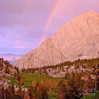 Double Rainbow Photograph - Double Rainbow by Scott McGuire