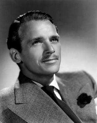 Douglas Fairbanks, Jr., 1939 Art Print by Everett