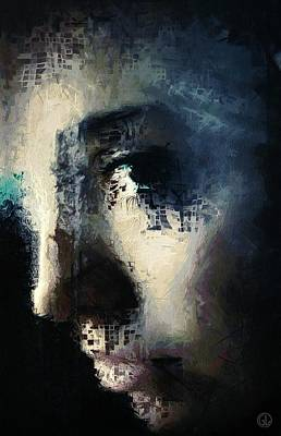 Emotional Blocks Digital Art - Down To The Building Blocks by Gun Legler