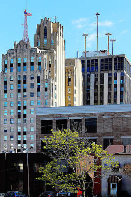 Photograph - Downtown Flint by Scott Hovind