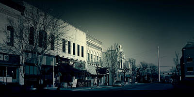 Photograph - Downtown Menasha by Joel Witmeyer