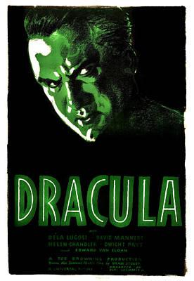 Lugosi Photograph - Dracula, Bela Lugosi As Dracula On 1938 by Everett
