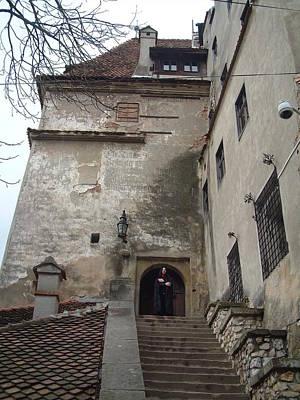 Dracula Castle Bran Transylvania Art Print by Mircea Veleanu