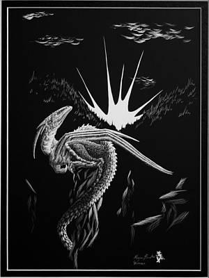 Dragon Relief - Dragon Rise by Morgan Banks