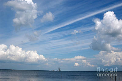 Art Print featuring the photograph Drama In The Sky by Vilas Malankar