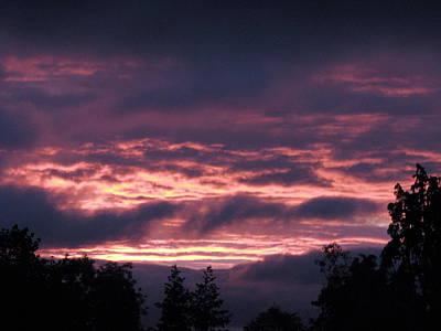 Photograph - Dramatic Morning Sunrise by Joseph Doyle