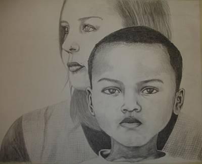 Drawing - Drawing by Silvia Gold