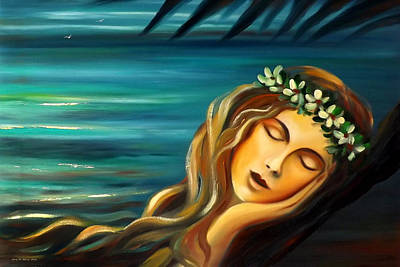 Painting - Dream by Gina De Gorna