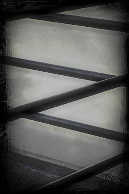 Cross-bar Photograph - Dream Of Escape by Odd Jeppesen