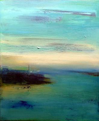 Painting - Dream Of Sea by Agnes Trachet