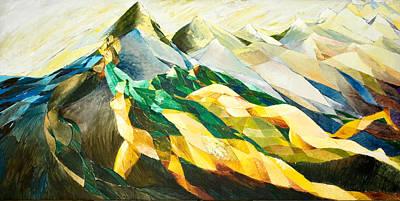 Painting - Dream  by Yogendra  Sethi