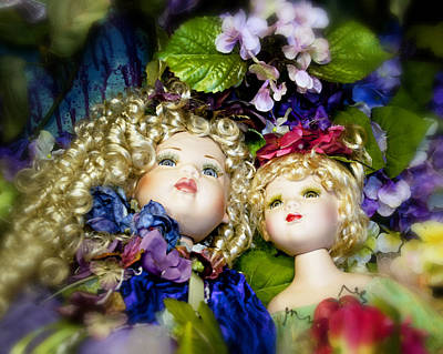 Photograph - Dreaming In Fairyland by Diane Wood