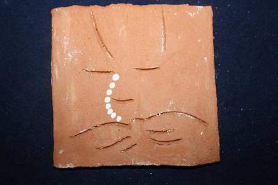African Ceramicist Ceramic Art - Dreams by Gloria Ssali