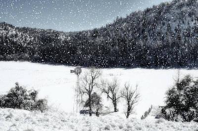 Photograph - Dreams Of Snow  by Saija  Lehtonen