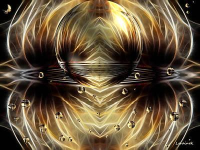 Dreamscape 9 Art Print by Lorainek Photographs