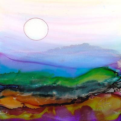 Painting - Dreamscape No. 119 by June Rollins